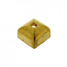 Mezza coppetta quadrata 8 mm