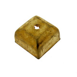 Mezza coppetta quadrata 12 mm