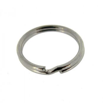 Anello brise' in ferro nickel 20 mm, int. 17 mm