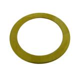 Cerchio liscio in ottone mm 27