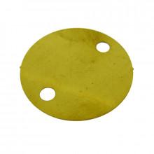 Cerchio in ottone diam. mm 30