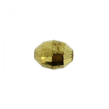Particolare ovale sfaccettato mm 15 x 12