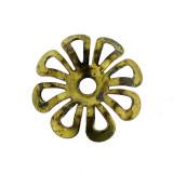 Minuteria tranciata da mm 18 c/foro