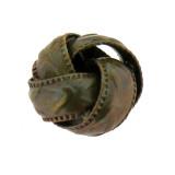 Nodo in ottone diametro mm 15 componente bigiotteria