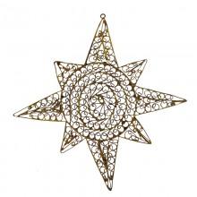 Filigrana grande stella cm 13.5x13.5