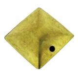 Doppio quadrato a piramide mm 23 x 23
