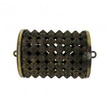 Cilindro in ottone mm 23