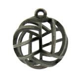 Sfera mm 22 con anello zama