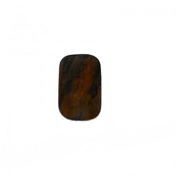 Ovale da mm 30x20 in corno per bigiotteria etnica