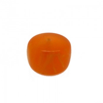 Particolare in resina mm 25 diam. circa c/foro