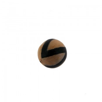 Sfera mm 27 in materiale naturale+resina