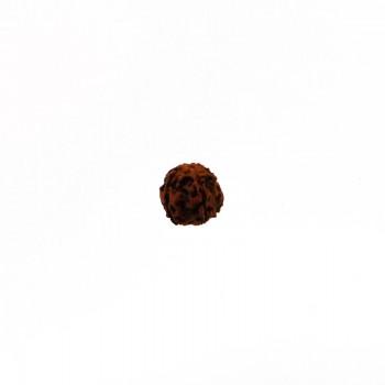Seme naturale da mm 12 c/foro passante