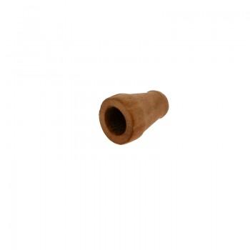 Particolare  in legno c/foro passante cm 2 circa