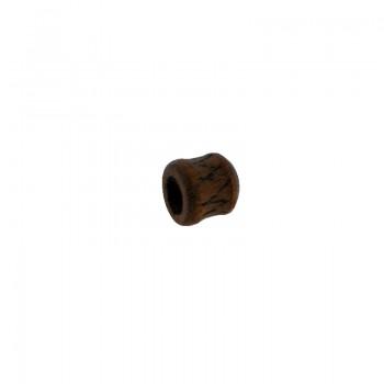 Particolare in legno c/foro passante cm1.5 circa