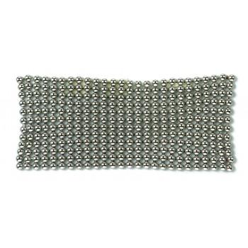 Foglio di catena a mezza sfera mm 6 cm 98x45