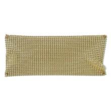 Foglio di maglia in ottone a mezzasfera cm110x45