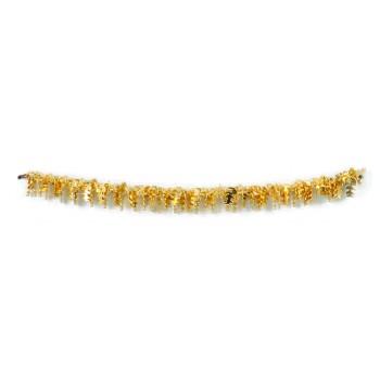 Catena con pendenti a lisca di pesce in ottone