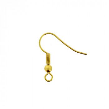 Monachella aperta con anellino in oro
