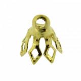 Coppetta traforata con anellino mm 7