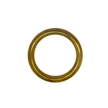Anello ottone esterno 49 mm interno 37 mm