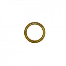 Anello tubolare ottone esterno 20 mm interno 15 mm