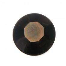 Ottagono conchiglia mm.32 black lip+young pen