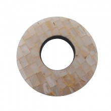 Disco in conchiglia block/g mop cm 4 circa
