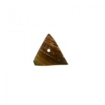 Triangolo m15x15x15 con foro centrale (black- lip)
