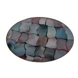Ovale in conchiglia (pavt002/b) mm 80x55