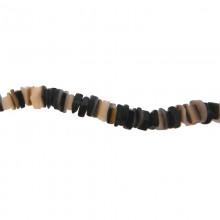 Filo conchiglia (black lip nuggets) da cm 40