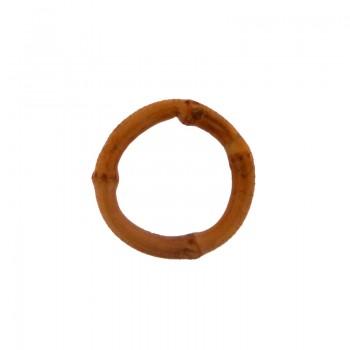 Cerchio in bamboo cm 6.5