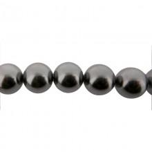 Perla in vetro mm 16