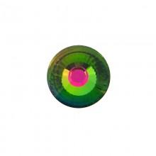 Vetro tondo mm 18 sfaccettato vitral medium