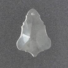 Pendente in vetro mm 50 x 36