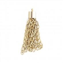 Nappa con catena ad anelli