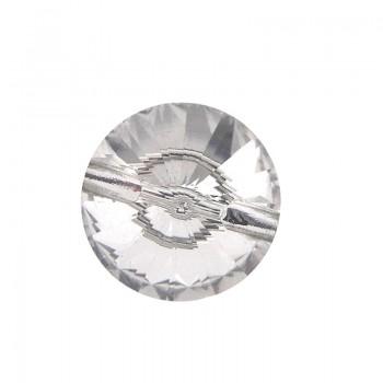 Bottone in cristallo Swarovski 3015 mm 18